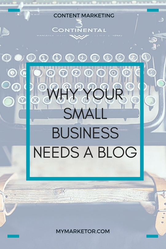What Are The Benefits Of Blogging For A Small Business?