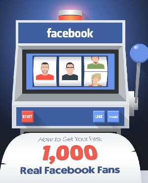 How to Get Your First 1000 Facebook Fans