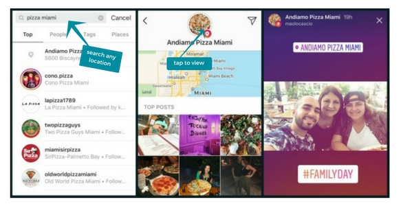 Instagram Stories for Small Businesses