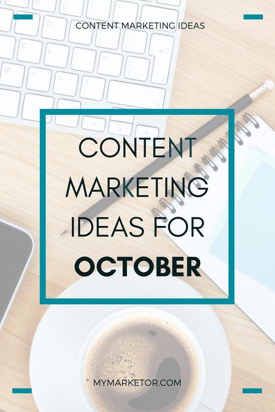 Content Marketing Ideas to help you engage with your followers, grow your audience and attract new customers.